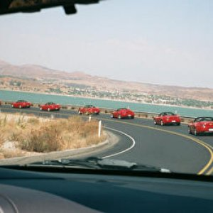 Red Group l Irvine S2000 Meet l August 2001