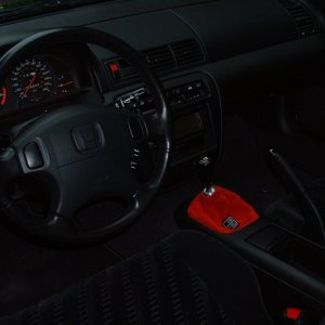 5th Gen Interior