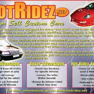 Hot Ridez Magazine AD
