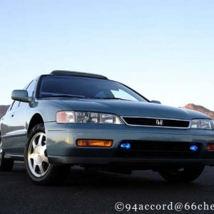'94 Accord EX