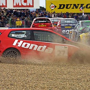 BTCC - Honda Civic Type-R