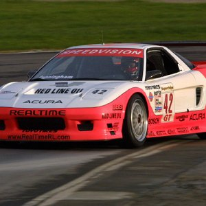 RealTime Racing NSX