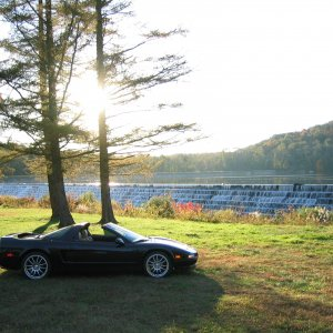 NSX - Fall in the Northeast