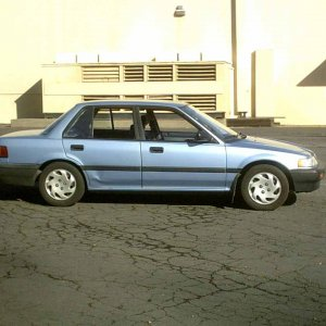 1988 Civic ZC
