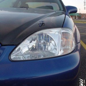 Headlight Shot