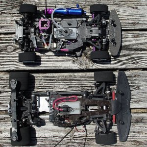 HPI R40 & Proceed