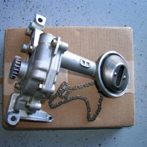 K20A2 Oil Pump and Chain