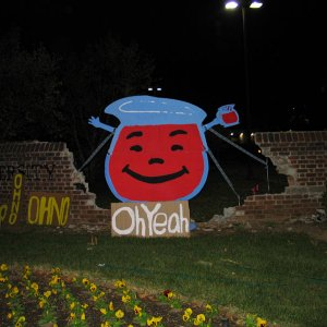 Kool Aid man at UMCP