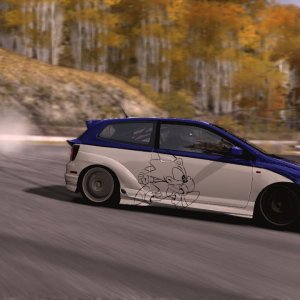 RWD conversions in FM2 = FUN :)