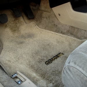 jdm lhd floormat, a closer look