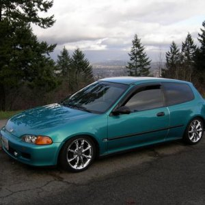 my sohc civic