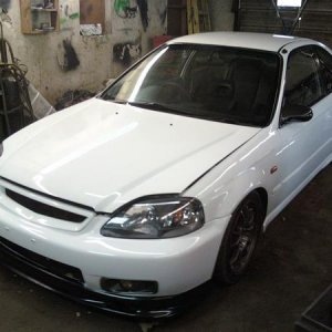 RHD LS Vtec Fully Built