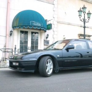 PRELUDE   Si-TCV  (JAPANESE  ONLY)