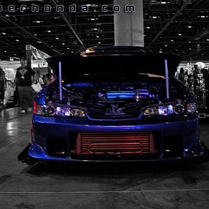 Hot Import Nights - JDM Turbo Integra