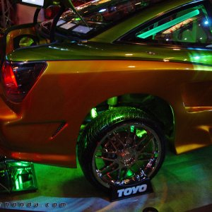 Hot Import Nights - Intro Car