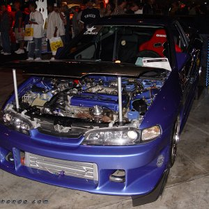 Hot Import Nights - Turbo JDM Integra