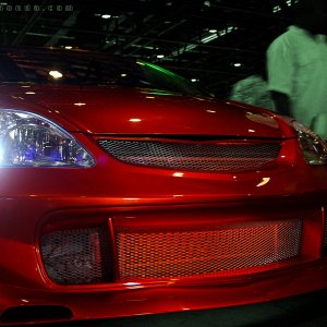 Hot Import Nights - Civic Si HatchBack