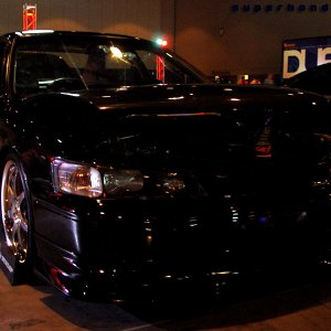 Hot Import Nights - Black 5g Accord