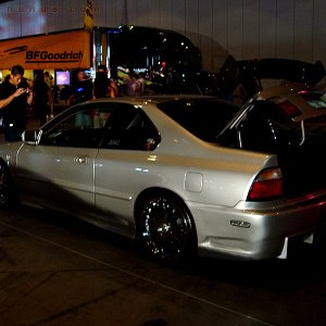 Hot Import Nights - 5g Accord