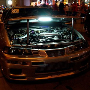 Hot Import Nights - 4g Silver Honda Prelude