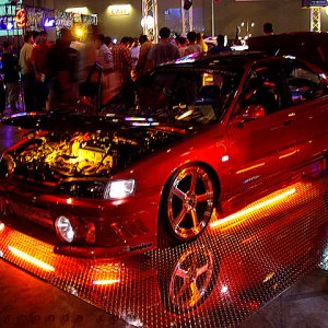 Hot Import Nights - Red 5g Accord